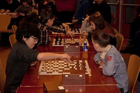 Jeugdschaaktoernooi Wijkcentrum De Dreef