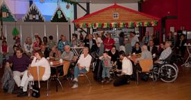 Vrijwilligersfeest Wijkcentrum De Dreef