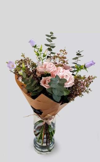 Gėlių puokštė Vasarinė suknelė