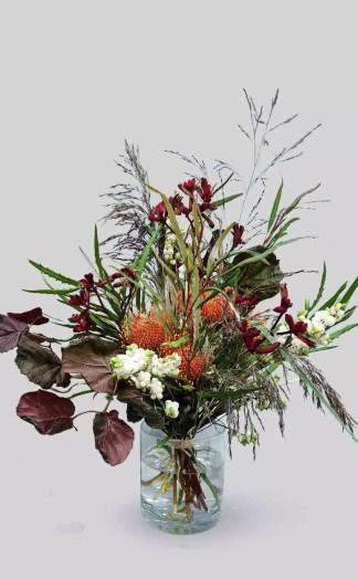 Gėlių puokšė Rudens laiškai | Gėlės studija