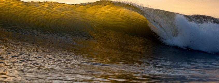 Creëer je eigen wave - gelebalgevoel