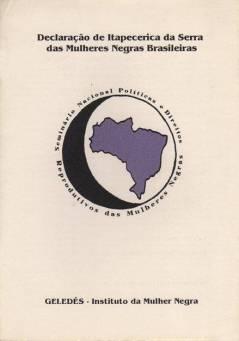 Declaração de Itapecirica da Serra das Mulheres Negras Brasileiras