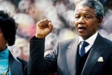 A libertação de Mandela