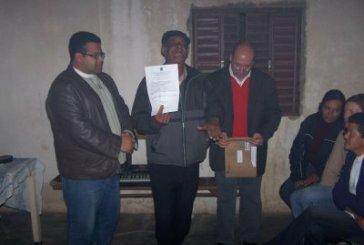Comunidade Quilombola da Favila recebe certificação