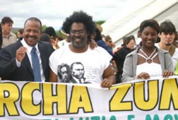 Marcha Zumbi + 10 – Documento da manifestação