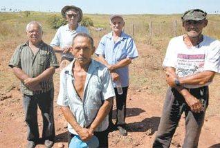 Mateiros do Araguaia se dizem torturados