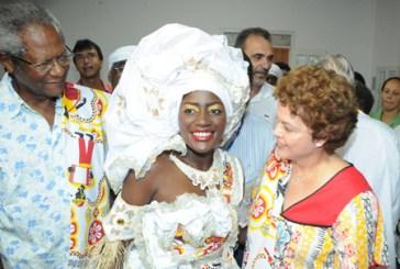 'Deusa do Ébano' do Ilê Aiyê está em filme com Mariana Ximenes