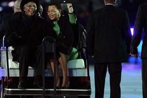 Com Mandela de presente, África do Sul se despede da Copa do Mundo