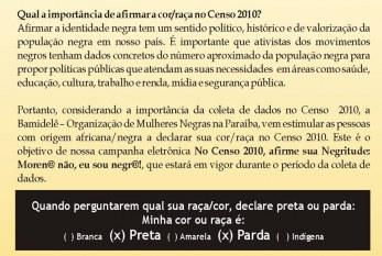 Publicação traz reflexões sobre a igualdade racial no Brasil