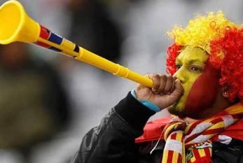 África do Sul pode proibir vuvuzela nos estádios de futebol