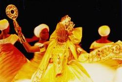 Deuses afro-brasileiros são homenageados em espetáculo do Balé Folclórico da Bahia, em NY
