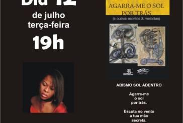 Escritora moçambicana Tânia Tomé na Kitabu dia 12.07