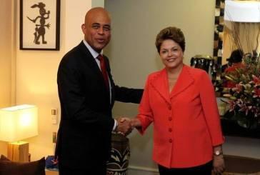Dilma condena 'coiotes' mas diz que Brasil vai receber haitianos