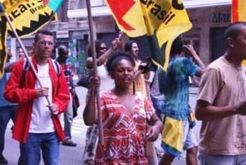 O protesto que abalou o shopping