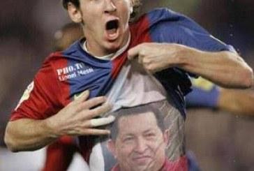 O conto do Messi chavista por Cidinha da Silva