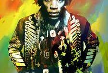 Álbum de Hendrix com músicas inéditas será lançado amanhã