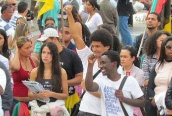 """Lucas Lima: """"A polícia me enquadra desde os 11 anos, quando comecei a ter cara de marginal"""""""