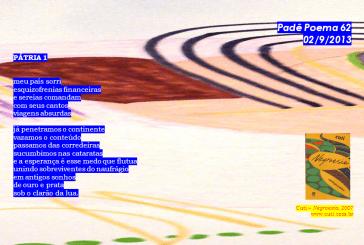 Padê Poema 62 - Cuti