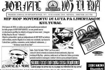 A presença de Amílcar Cabral na música RAP na Guiné-Bissau e em Cabo-Verde – Por: Redy Wilson Lima e Miguel de Barros