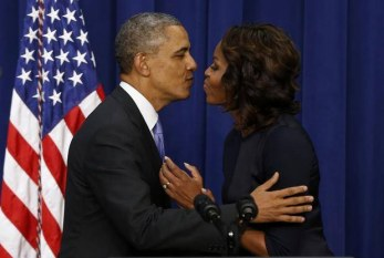 Tabloide: casamento de Obama e Michelle enfrenta momento turbulento