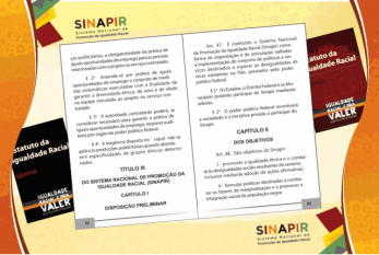 Gestores de promoção da igualdade racial discutem implementação do Sinapir
