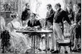 13 de maio – Assinada a Lei Áurea