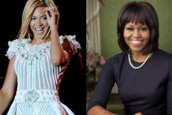 Michelle Obama no Fórum de Jovens Mulheres Líderes Africanas