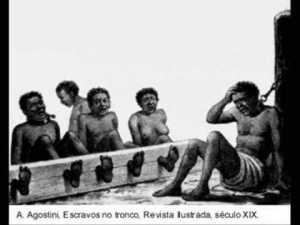 Plano de Aula - A escravidão no Brasil