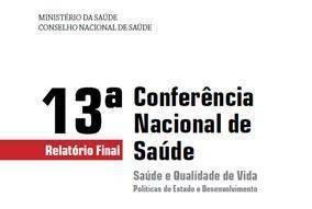 13ª Conferência Nacional de Saúde
