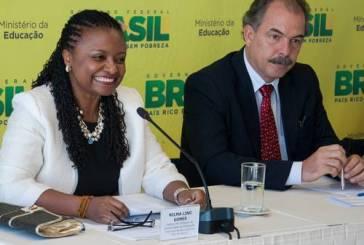 Primeira reitora negra, de instituição federal, Nilma Lino Gomes, toma posse