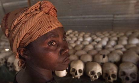 O genocídio do Rwanda