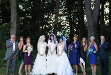 Três mulheres se casam e esperam uma filha