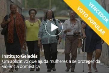 Você votou e nós ganhamos!!! Obrigada! Impacto Social Google I Brasil