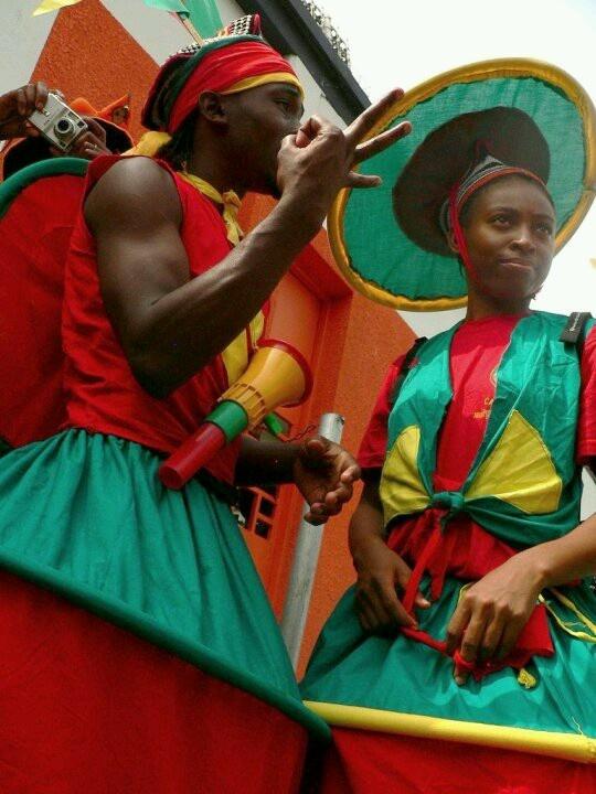 Mulheres de Camarões