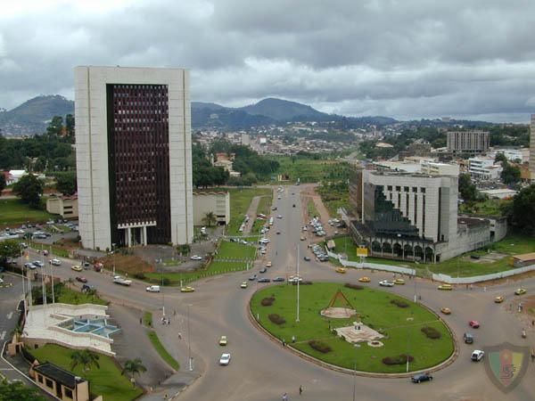 Yaoundé capital de Camarões