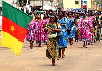 Dia Internacional da Mulher em Camarões