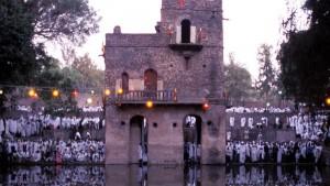 Festival Ortodoxo em Lalibela – Divulgação: Holiday to Ethiopia
