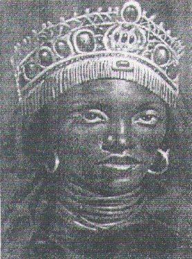 Makeda - Rainha de Sabá
