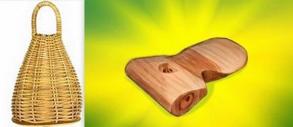 caxirola (uma espécie de chocalho) e o pedhuá (tipo de apito)