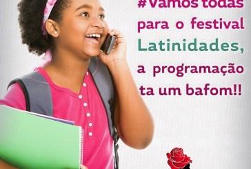 Somos afrolatinas, elas, tu e eu: vem pro festival Latinidades 2014!