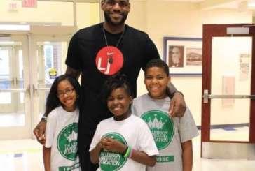 Astro da NBA se destaca pelas ações sociais para jovens