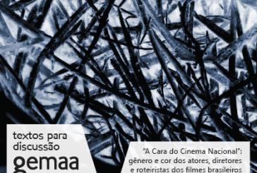 """Número 6 – """"A Cara do Cinema Nacional"""": gênero e cor dos atores, diretores e roteiristas dos filmes brasileiros (2002-2012)"""