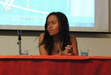 Tamires Sampaio a primeira diretora negra do Centro Acadêmico do Mackenzie