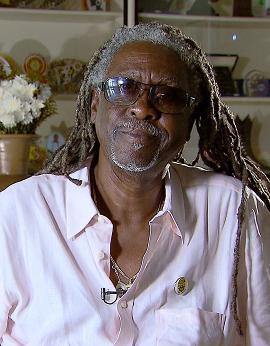 Vovô do Ilê, fundador do primeiro bloco afro brasileiro.