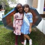 Tamires: a menina que queria ser negra