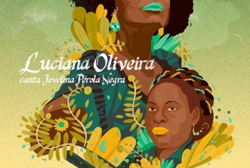 Luciana Oliveira canta Jovelina Pérola Negra no SESC Vila Mariana Dia 21/11