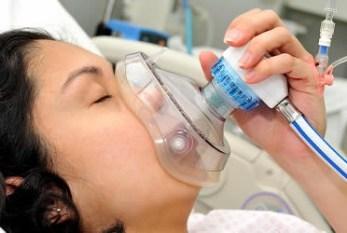 Gás para aliviar dor do parto começa a ser usado no Brasil