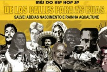 Março será 'Mês do Hip Hop: De las Calles para as Ruas', em São Paulo