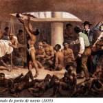 Lista com nomes de navios negreiros escancara cinismo dos comerciantes de seres humanos no Oceano Atlântico