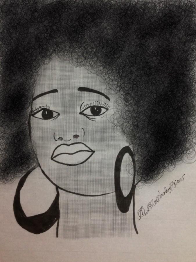 Populares Desenhos que valorizam a estética da mulher negra - Geledés CW15